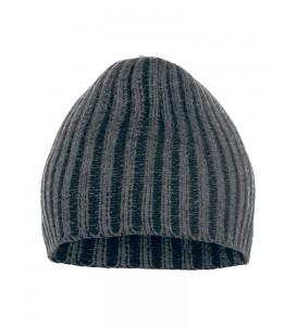 Bonnet tricoté relief CLIQUE