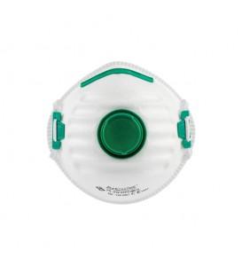 Masque FFP2 à valve (lot de...