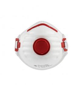 Masque FFP3 à valve (lot de 5)